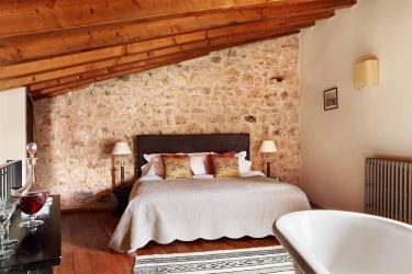 Hotel Rusticae Mas De La Serra: Cottage TERUEL