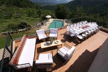 Hotel Rusticae Mas De La Serra: Environnement TERUEL