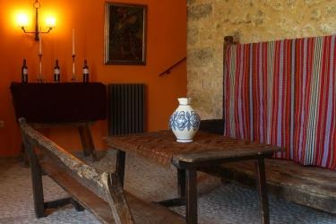 Hotel Rusticae Mas De La Serra: Giardino TERUEL