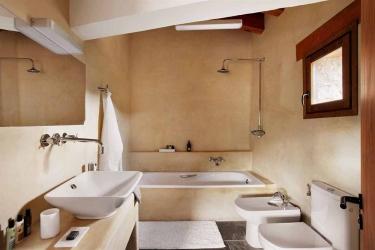 Hotel Rusticae Mas De La Serra: Hall TERUEL