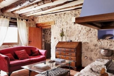 Hotel Rusticae Mas De La Serra: Particolare dell'Appartamento TERUEL