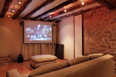 Hotel Rusticae Mas De La Serra: Apartment Bizantino TERUEL