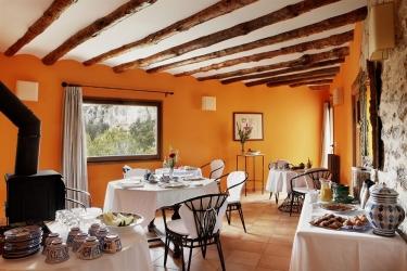 Hotel Rusticae Mas De La Serra: Folk TERUEL