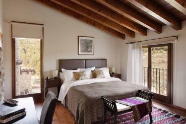 Hotel Rusticae Mas De La Serra: Hotel Position TERUEL