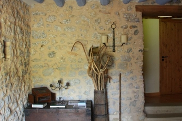 Hotel Rusticae Mas De La Serra: Solarium TERUEL