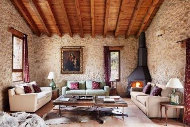 Hotel Rusticae Mas De La Serra: Twin Room TERUEL