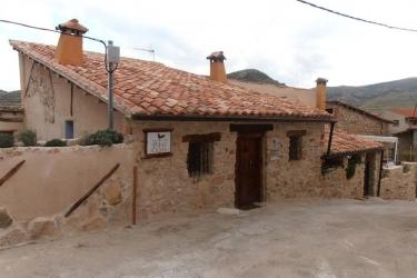 Hotel Mirador Del Maestrazgo: Camera Matrimoniale/Doppia TERUEL
