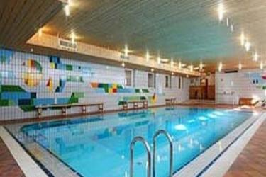 Hotel Sport Pampeago: Indoor Swimmingpool TESERO - TRENTO