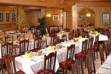Hotel Sport Pampeago: Restaurant TESERO - TRENTO