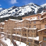 Teton Mountain Lodgeteton Mountain Lodge & Spa, A Noble House Resort