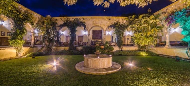 Hotel Hacienda Labor De Rivera: Detail TEUCHITLAN - JALISCO