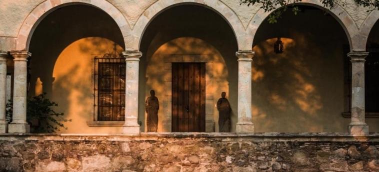 Hotel Hacienda Labor De Rivera: Dettagli Strutturali TEUCHITLAN - JALISCO