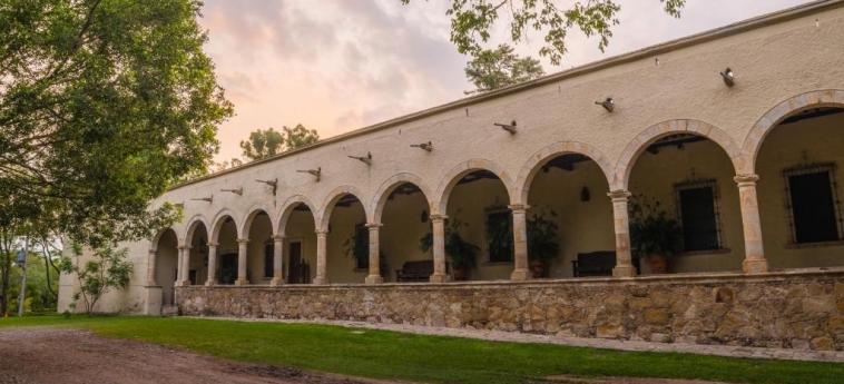 Hotel Hacienda Labor De Rivera: Exterior TEUCHITLAN - JALISCO