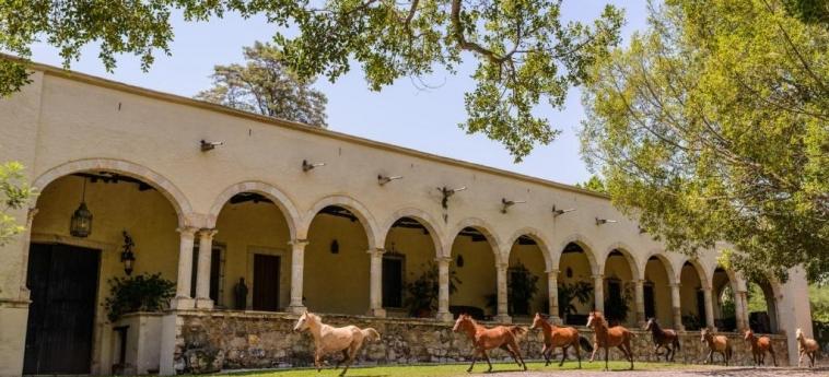 Hotel Hacienda Labor De Rivera: Facade TEUCHITLAN - JALISCO