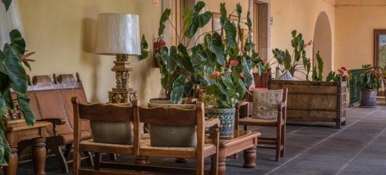 Hotel Hacienda Labor De Rivera: Patio TEUCHITLAN - JALISCO