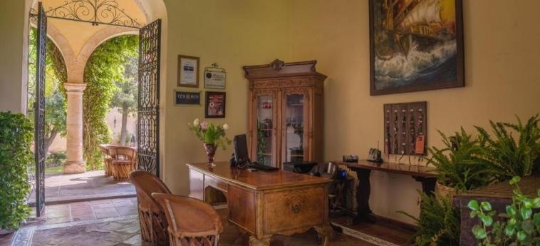 Hotel Hacienda Labor De Rivera: Reception TEUCHITLAN - JALISCO