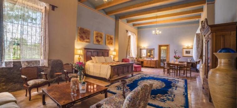 Hotel Hacienda Labor De Rivera: Room - Double TEUCHITLAN - JALISCO