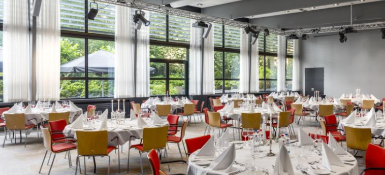 Hotel The Hague Marriott: Ceremony Room THE HAGUE
