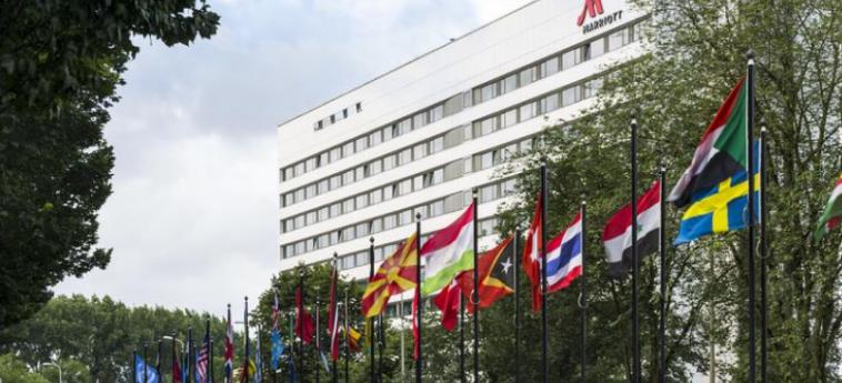 Hotel The Hague Marriott: Exterior THE HAGUE
