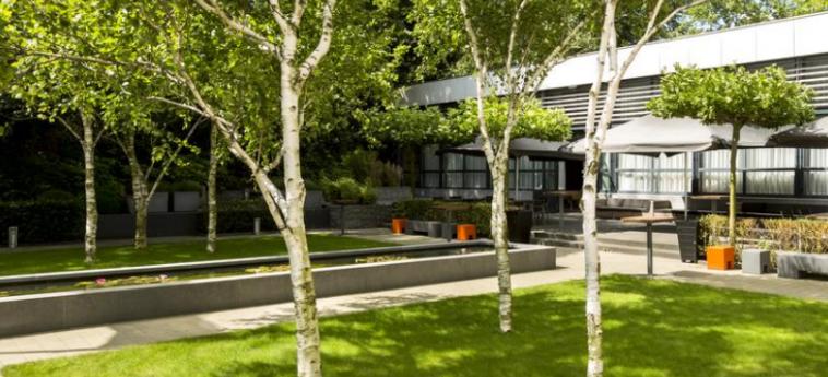 Hotel The Hague Marriott: Garden THE HAGUE
