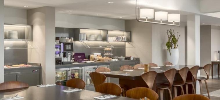 Hotel The Hague Marriott: Restaurant THE HAGUE