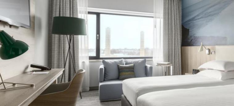 Hotel The Hague Marriott: Room - Double THE HAGUE