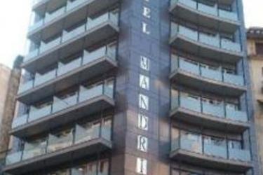 Hotel Mandrino: Exterior THESSALONIKI