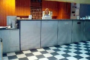 Hotel Mandrino: Lobby THESSALONIKI