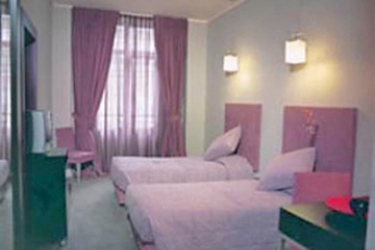 Hotel Egnatia Palace: Bedroom THESSALONIKI