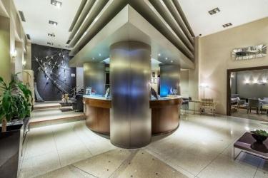 Hotel Egnatia Palace: Lobby THESSALONIKI
