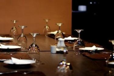 Hotel Gyelsa Boutique: Bar del hotel THIMPHU