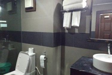 Hotel Gyelsa Boutique: Cuarto de Baño THIMPHU