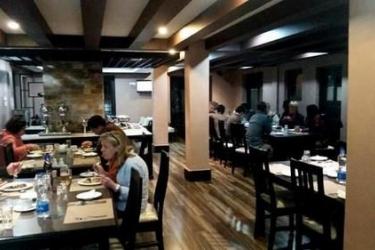 Hotel Gyelsa Boutique: Restaurante THIMPHU