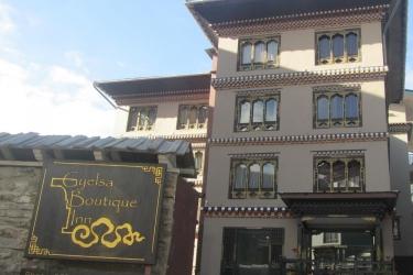 Hotel Gyelsa Boutique: Photo descriptive THIMPHU