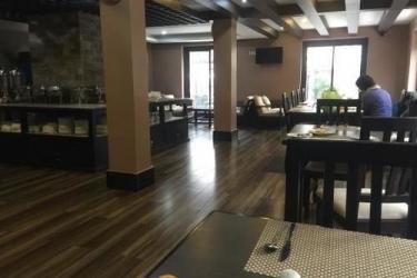 Hotel Gyelsa Boutique: Restaurant THIMPHU