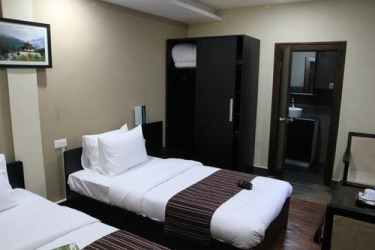 Hotel Gyelsa Boutique: Guestroom THIMPHU