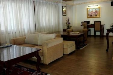 Hotel Gyelsa Boutique: Lobby Lounge THIMPHU