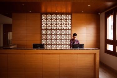 Hotel Osel: Reception THIMPHU