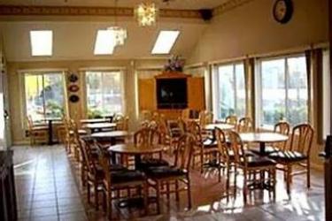 Hotel Comfort Inn & Suites Sequoia Kings Canyon: Ristorante THREE RIVERS (CA)