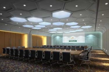 Hotel Holiday Inn Express Tianjin Binhai: Konferenzraum TIANJIN