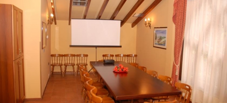 Hotel Broadway: Meeting Room TIRANA