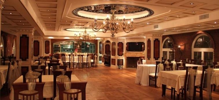 Hotel Xheko Imperial: Restaurante TIRANA
