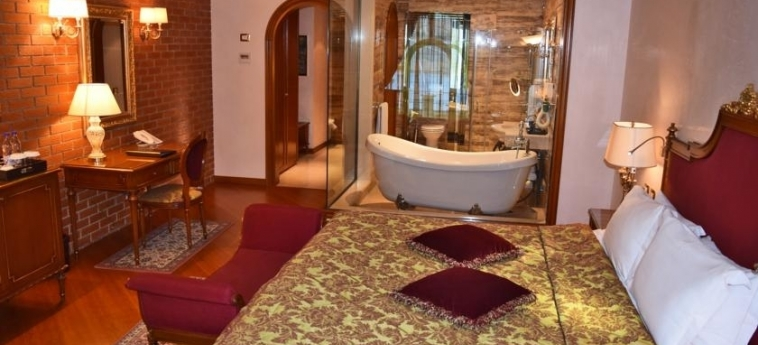 Hotel Xheko Imperial: Camera Matrimoniale/Doppia TIRANA