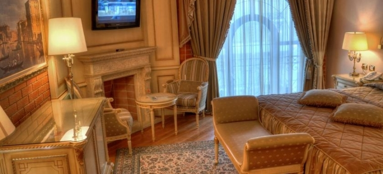 Hotel Xheko Imperial: Detail TIRANA