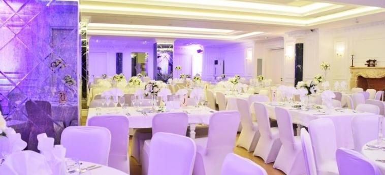 Hotel Xheko Imperial: Salle Cérémonie TIRANA