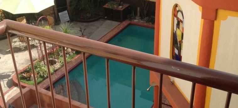 Spa Casa Armonía Hotel: Buffet TLAQUEPAQUE - JALISCO