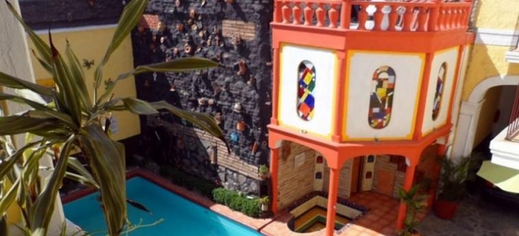 Spa Casa Armonía Hotel: Habitaciòn Familia TLAQUEPAQUE - JALISCO