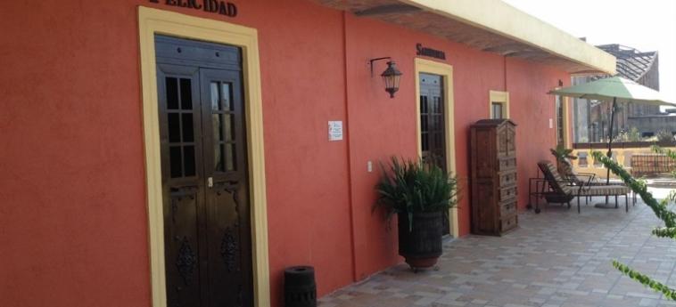 Spa Casa Armonía Hotel: Hall TLAQUEPAQUE - JALISCO