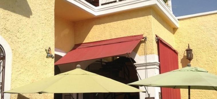 Spa Casa Armonía Hotel: Mirador TLAQUEPAQUE - JALISCO