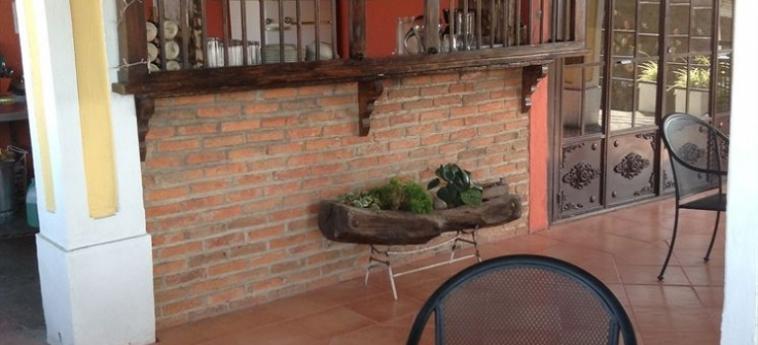 Spa Casa Armonía Hotel: Sala de Desayuno TLAQUEPAQUE - JALISCO